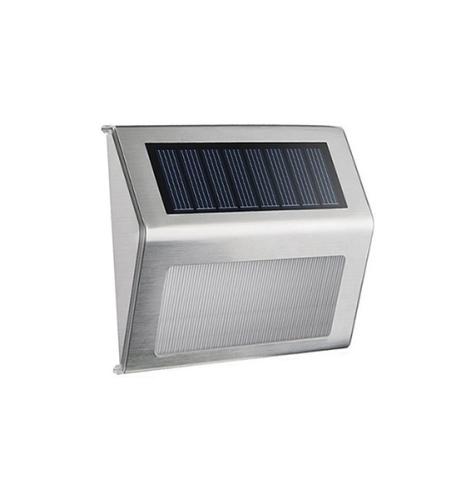3LED Aluminum Waterproof Garden Solar LED Wall Light