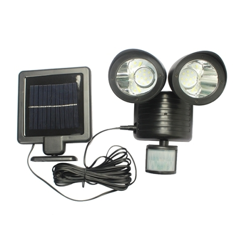 22LED Protable Home System Indoor Outdoor Solar Wall Lamps