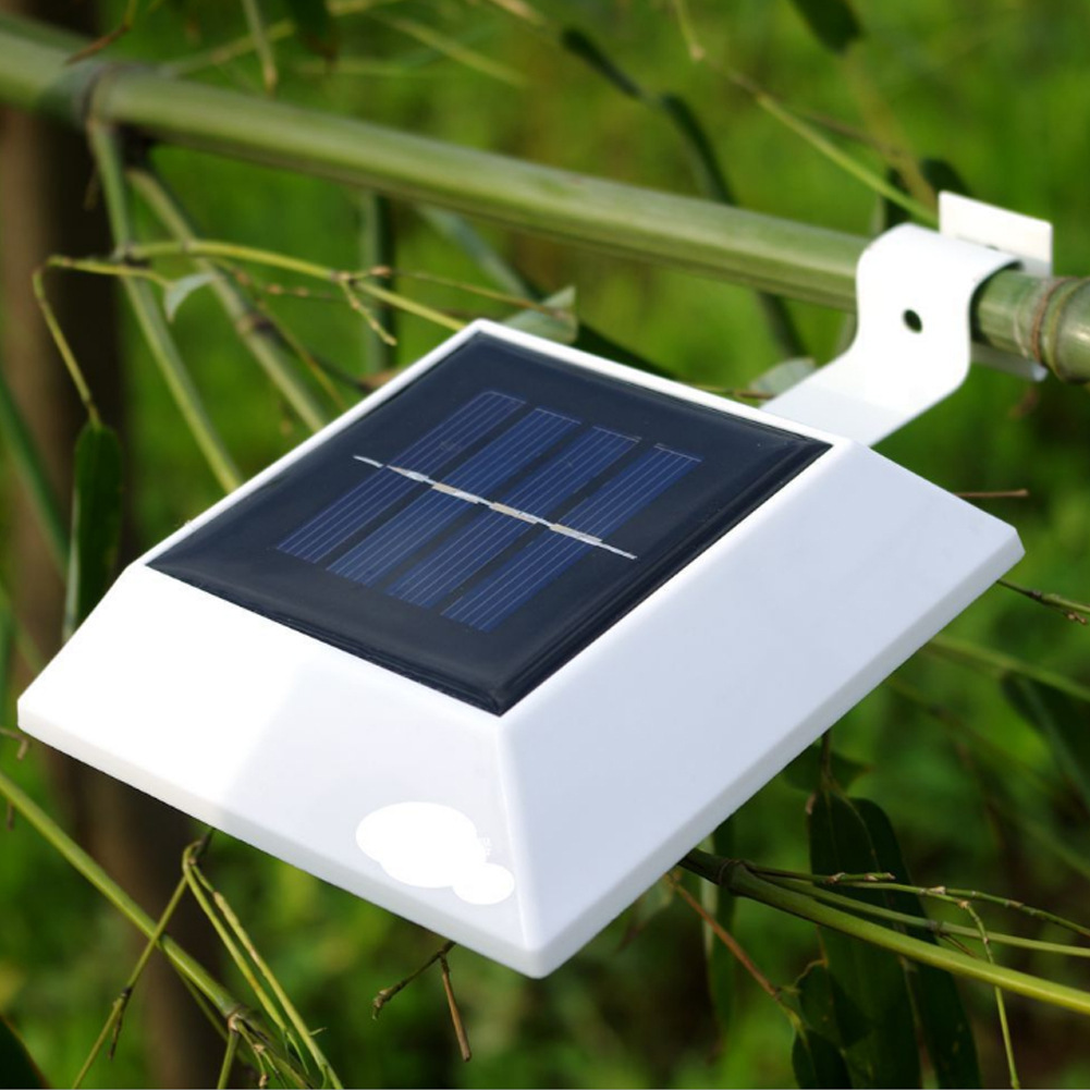 3 LED Toast Outdoor Solar Garden Light