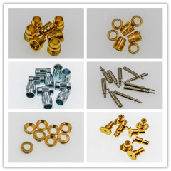 copper steel spare parts