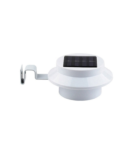 3 LED 1300mAh Easy Install Outdoor Solar Garden Lights