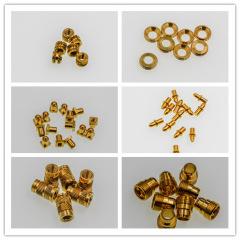 Precision metal spare parts
