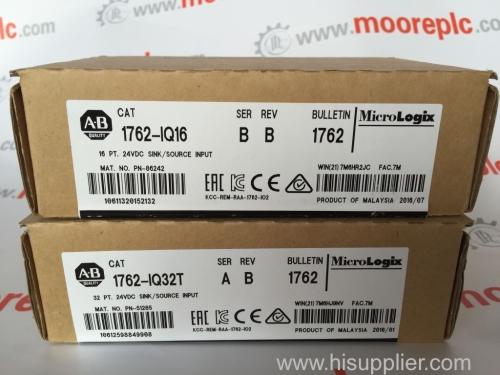 AB 1769SM1 Input Module New carton packaging