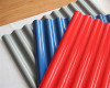 3 layers corrugated upvc plastic roofing sheet