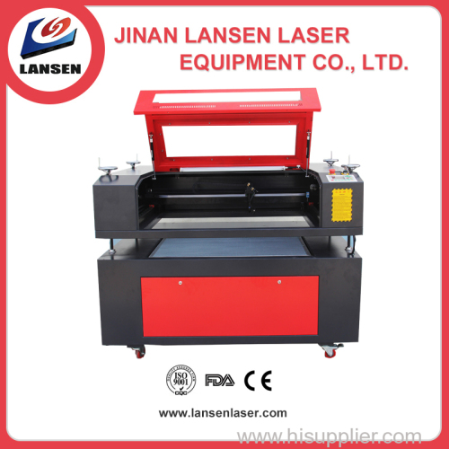MoveableType Co2 stone laser 60W engraving machine witj Upper and Under Part