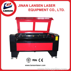 double heads cnc laser High quality laser cutting machine price 1610 for many nonmetal cut engrave