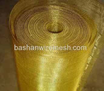 brass wire mesh for filter