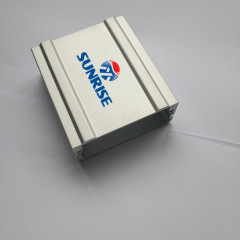 All kinds of ALuminum Router enclosure extruded manufacturing