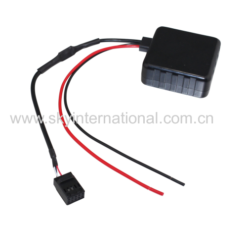 Bluetooth module for BMW E39 E46 E53 radio stereo Aux cable for iPhone6 7 plus with Filter