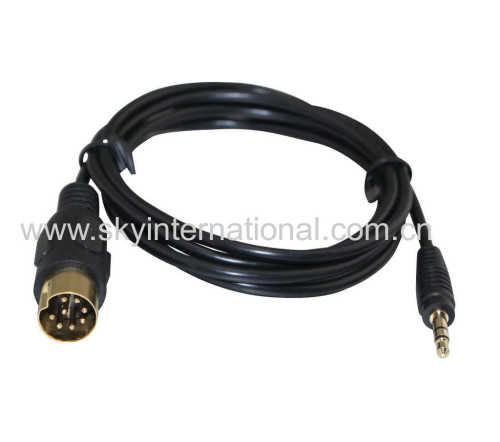 Alpine/ M-bus to 3.5mm adapter cable