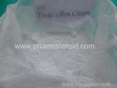 Antiestrogen Steroid Powders Tamoxifen Citrate As Antiestrogen Steroids