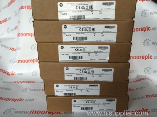 AB 1796CNET32 Input Module New carton packaging
