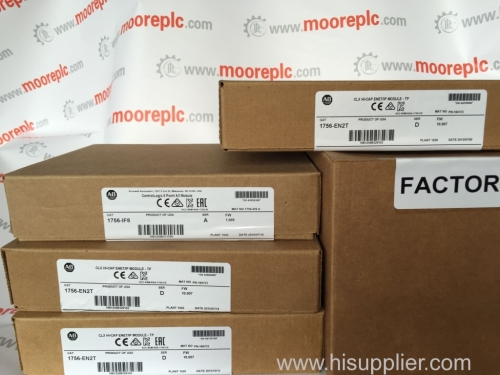 AB 1797BCNR Input Module New carton packaging