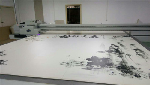 Factory cheap ceiling uv flabed printer printing ceiling 2513