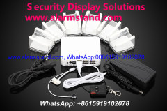 security alarm display system
