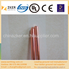 best price copper bonded ground rod