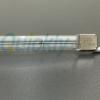 Short wave halogen quartz infrared emitter