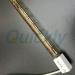 gold coating short wave infrared heater 240v 1100w