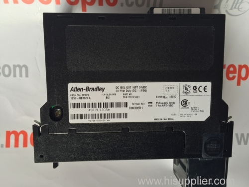 AB 2711-NC13 Input Module New carton packaging