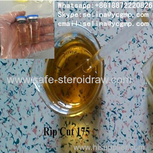 RipCut 175Effective Injectable Muscle Building Steroids Rip Cut 175mg/ml