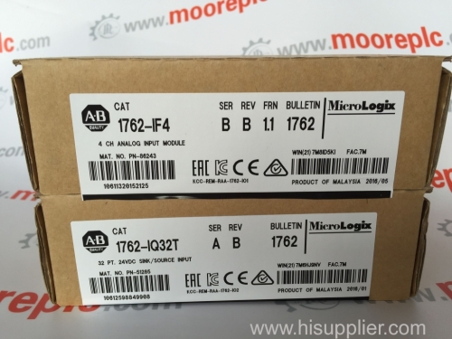 AB 2711-ND3DEM Input Module New carton packaging