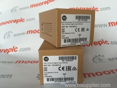 AB 2711-NF1 Input Module New carton packaging