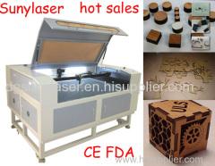 80W/100W MDF Laser Cutting Machine with Good Quality