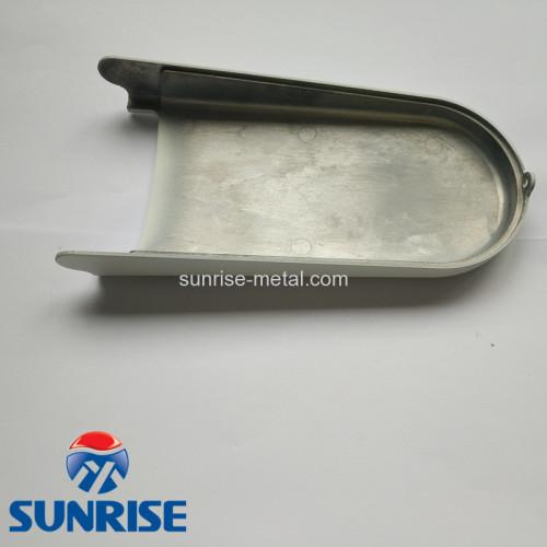 Aluminum alloy parts manufacturer