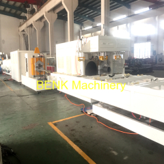 20-630mm full automatic PVC pipe expander machine with PLC control