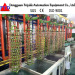 Feiyide Customized Automatic Chrome Plating Line for Hardware parts Plating