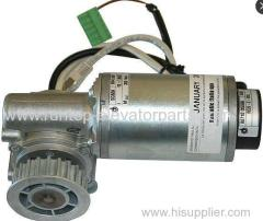 Elevator parts door motor for Schindler elevator