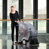 Auto battery powered marble tile granite cement expoy floor cleaning machine