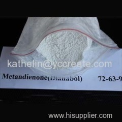 Muscle Building Raw Steroid Powder Methandrostenolone/Dianabol
