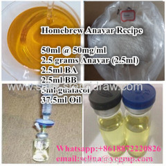 Anavar 50 Injectable Anabolic Steroid Oxandrolone Anavar 50mg/ml