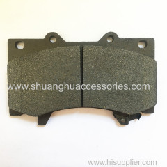 Brake pad for Patrol auto car-semi metal-ISO9001:2008