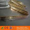 gold coating quartz heater lamp