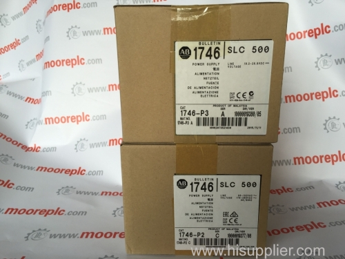 AB 2711-NM2 Input Module New carton packaging