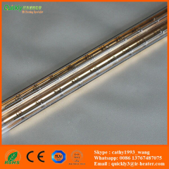 quartz heating tube lamp 220 2700w