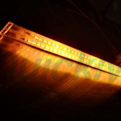 quartz halogen heating tube lamps