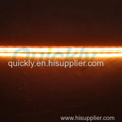 High color temperature halogen infrared lamps
