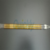 quartz tube infrared heating element