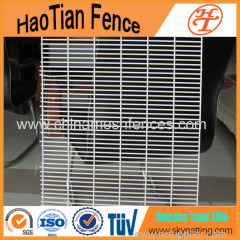 358 Mesh Fencing - the Highest Level of Security Welded Panel Barrier