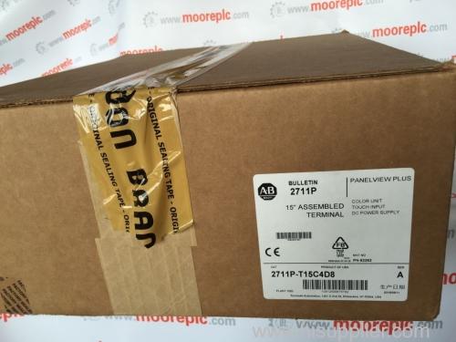 AB 2711P-B10C4D9 Input Module New carton packaging