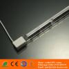 transparent quartz heating tube lamps