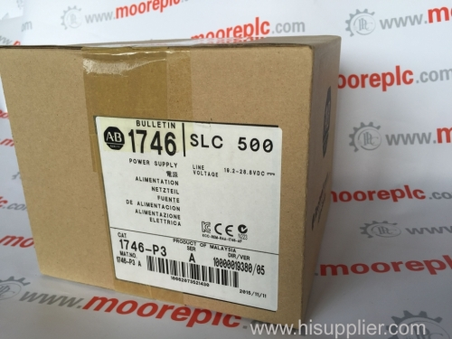 AB 2711P-B6C5A8 Input Module New carton packaging