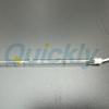 clear tube quartz glass ir lamps