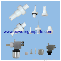 Parker Ionics Complete Powder Coating Equipment Spare parts