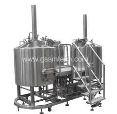 Steam Verwarmde Brew House