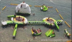 popular sale inflatable water park games