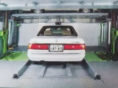 PCS vertical fully-automatic car parking system